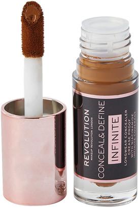 Makeup Revolution Conceal & Define Infinite Longwear Concealer C16.5