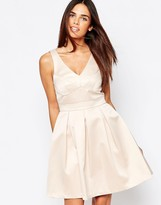 Warehouse Satin Prom Dress