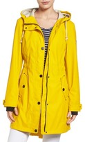 1 Madison Women's Contrast Cuff Fishtail Anorak