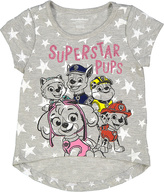 Children's Apparel Network Gray Star Tee - Toddler