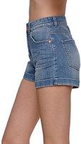Bullhead Denim Co Caravan Blue Mom Shorts