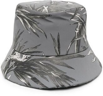 Off-White Printed Bucket Hat