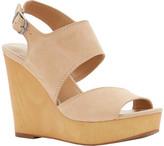 Lucky Brand Women's Lattela Quarter Strap Wedge Sandal