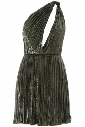 Saint Laurent Green Dress for Women