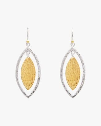 Gurhan Willow Geo Drop Earrings