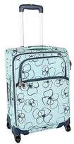 """Lotta Jansdotter 21"""" Spinner Carry On Luggage - Bloomster"""