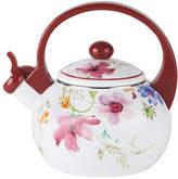 Villeroy & Boch Mariefleur Enamel Tea Kettle