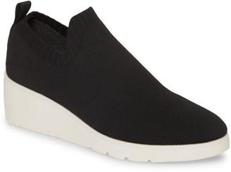 STEVEN NEW YORK Knit Wedge Sneaker