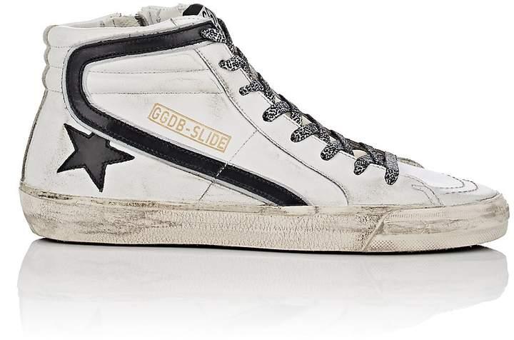 Golden Goose Women's Slide Leather Sneakers