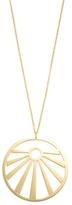 Jennifer Zeuner Jewelry Ray Pendant Necklace