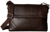 Scully Hidesign Carter Messenger Bag