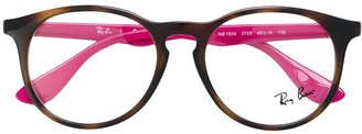 Ray Ban Junior Contrast Colour Glasses