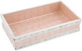 Julia Knight Classic Guest Towel Tray - Pink Ice