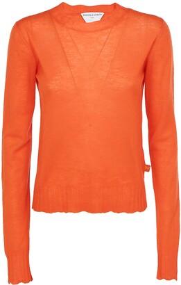 Bottega Veneta Crewneck Knitted Sweater