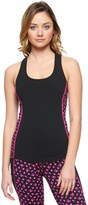 Juicy Couture Compression Racer Back Tank
