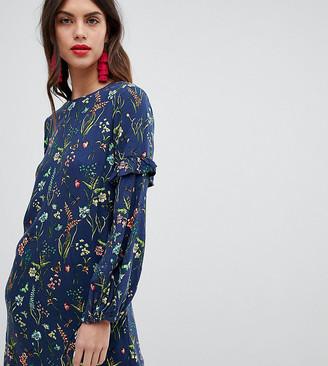 Esprit All Over Floral Print Dress