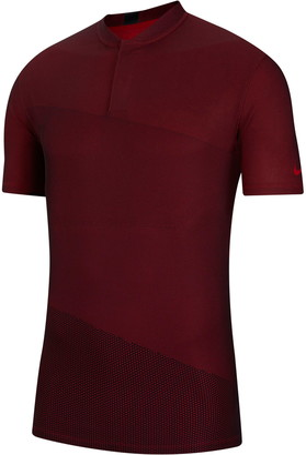Nike Tiger Woods Dri-FIT Short Sleeve Golf Polo