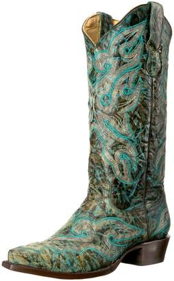 Stetson Women's Vintage Work Boot