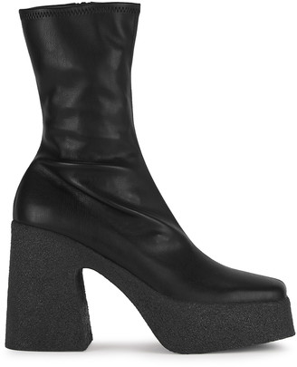 6 Inch Heel Platform Boots | Shop the