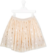 Stella McCartney flower print Honey skirt - kids - Cotton/Polyester - 14 yrs
