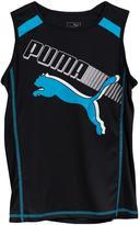 Puma Angled Logo Muscle T