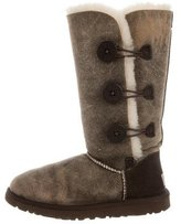 UGG Suede Knee-High Boots