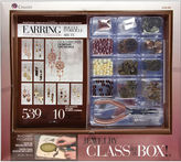 Asstd National Brand Cousin Jewelry Class in a Box!- Gold/Bronze Earring Collection Kit