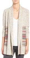 Cupcakes And Cashmere Women's Jeana Knit Cardigan