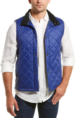 Barbour Cagney Quilted Vest