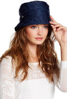 San Diego Hat Company Quilted Bucket Rain Hat