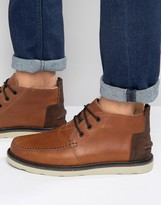 Toms Chukka Leather Boots