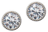 Lauren Ralph Lauren Spring Bridal Cubic Zirconia Stud Earrings