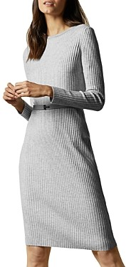 Ted Baker Gjessi Ribbed Dress