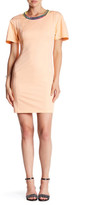 Love Moschino Embellished Shift Dress