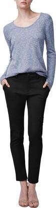 b new york Women's Zip Ankle Cargo Pant