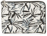 Ivanka Trump Rio Floral Leather Tech Clutch