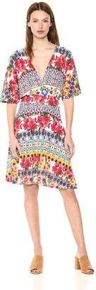 Desigual Women's Leyla Short Sleeve Dress