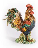 Jay Strongwater Rooster Figurine