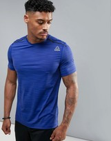 Reebok Training T-Shirt In Blue BR9660