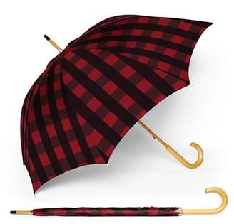 ShedRain Printed Wood Stick Umbrella