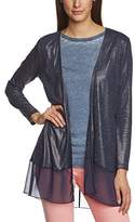 Passport Women's Long Sleeve Cardigan - -
