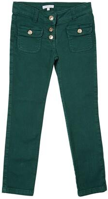 Chloé Slim Fit Stretch Denim Jeans