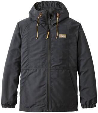 L.L. Bean L.L.Bean Men's Mountain Classic Full-Zip Jacket