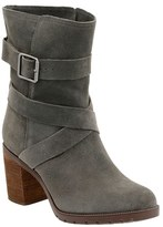 Clarks 'Malvet Doris' Moto Boot (Women)