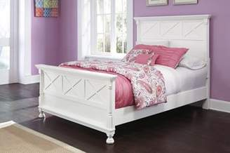 Signature Design by Ashley Ashley Furniture Signature Design - Kaslyn Queen Panel Footboard - Component Piece - Multi