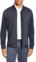 Ted Baker Men's 'Toste' Colorblock Full Zip Jacket