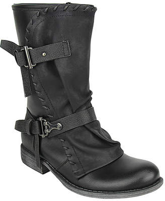 Not Rated Women's Casual boots BLACK - Black Florence Boot - Women