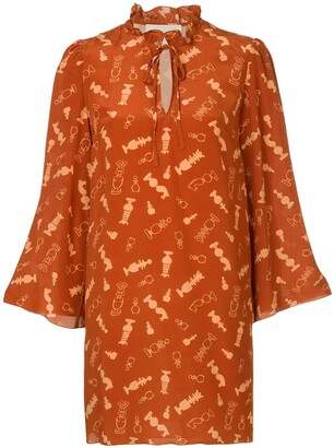 Karen Walker Spielmann dress