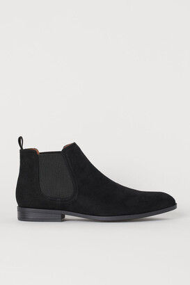H&M Chelsea-style Boots - Black