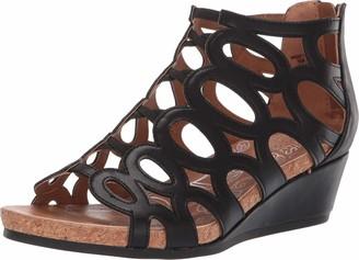 Mootsies Tootsies Women's Tabitha Wedge Sandal